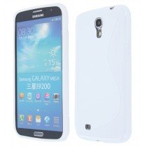 Silicon TPU case Samsung Galaxy Mega i9200 wit