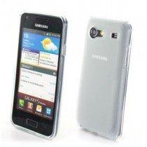 Silicon TPU case Samsung Galaxy S Advance i9070 transparant