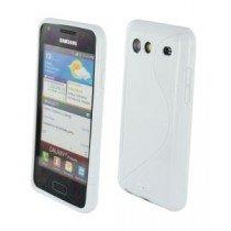 Silicon TPU case Samsung Galaxy S Advance i9070 wit