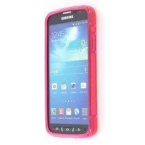 Silicon TPU case Samsung Galaxy S4 Active i9295 roze