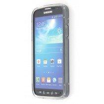 Silicon TPU case Samsung Galaxy S4 Active i9295 smoke