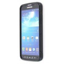 Silicon TPU case Samsung Galaxy S4 Active i9295 zwart