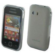Silicon TPU case Samsung Galaxy Y S5360 transparant