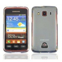 Silicon TPU case Samsung Galaxy Xcover S5690 transparant