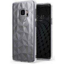 Ultra dun hoesje Samsung Galaxy S9 - 3D prisma - diamant