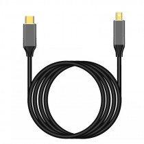 USB-C naar Mini Display Port / Thunderbolt (male) kabel