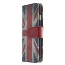 Wallet case Apple iPhone 6 UK vlag