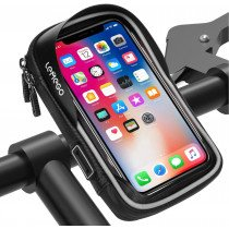 Waterdichte E-Bike - Fietshouder telefoon universeel tot 6 inch