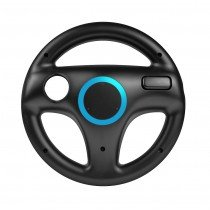 Wii compatibel sports racing wheel - stuur zwart
