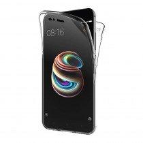 Xiaomi Mi A1 TPU hoesje voor + achter