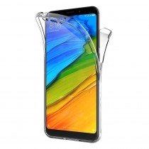 Xiaomi Redmi Note 5 TPU hoesje voor + achter