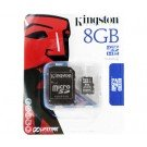 Kingston Micro SDHC Card 8GB C4