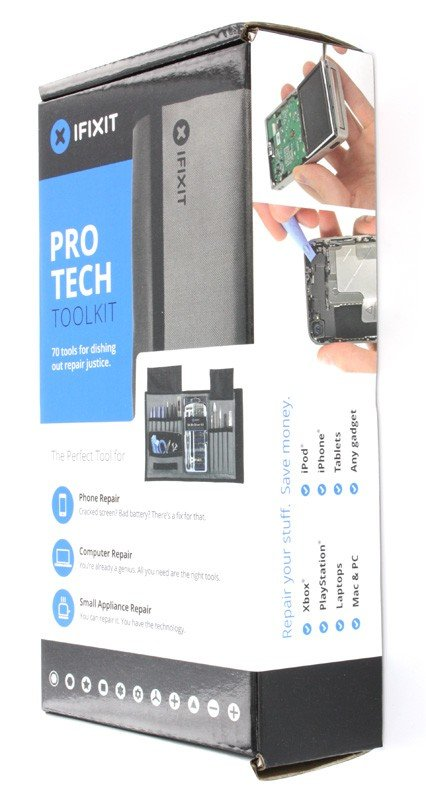 ifixit pro tech toolkit 70 delig tablet. Black Bedroom Furniture Sets. Home Design Ideas