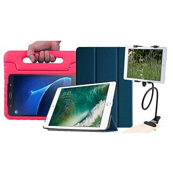 Groot en goedkoop assortiment tablet hoesjes en accessoires
